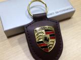 德国进口PORSCHE精品 保时捷钥匙扣 保时捷专用纪念品