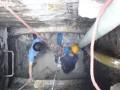 顺德高压清洗车清理化粪池 污水池 化油池 泥浆清理 清理沙井