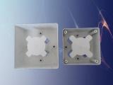 光纤预留盒过路盒光纤储纤盒厂家直销