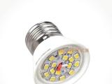 名派LED球泡灯E27螺口3/5/7W灯泡超亮陶瓷球泡单灯卧室阳