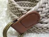 2014年新品 女童编织腰带 订货