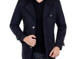 利郎风衣时尚英伦风范男士修身大衣品质保正品专柜男装外套
