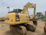 直销重庆二手挖掘机,原装小松130-7和200,240-8等
