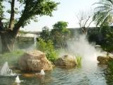 太原音乐喷泉制作太原假山喷泉生产厂家太原水景设计公司