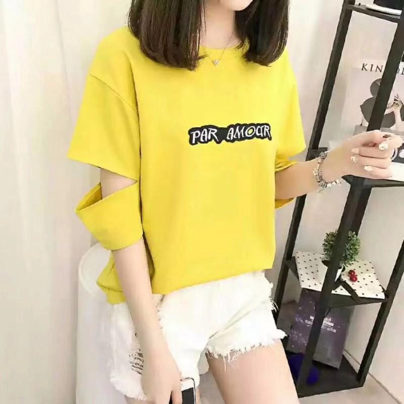 夏季品牌男女T恤短袖厂家一手货源批发挑色配码