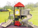 儿童玩具木质滑梯游乐场 厂家