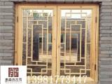 成都仿古门窗 中式花格成都木雕厂