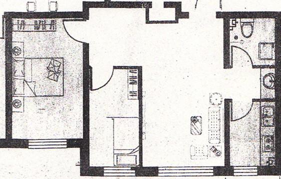 出售鹤乡茗苑正4楼 65米学区房(小学 中学)鹤乡茗苑