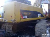 新款卡特CAT345D大型挖掘机,二手挖掘机