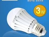 久量LED节能球泡灯 环保无汞无辐射 商用家居照明灯具