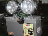 2*3W大功率消防照明双头灯 外贸消防应急手提灯 野营应急灯