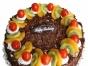 西安生日蛋糕婚礼蛋糕祝寿蛋糕免费预定全城送货