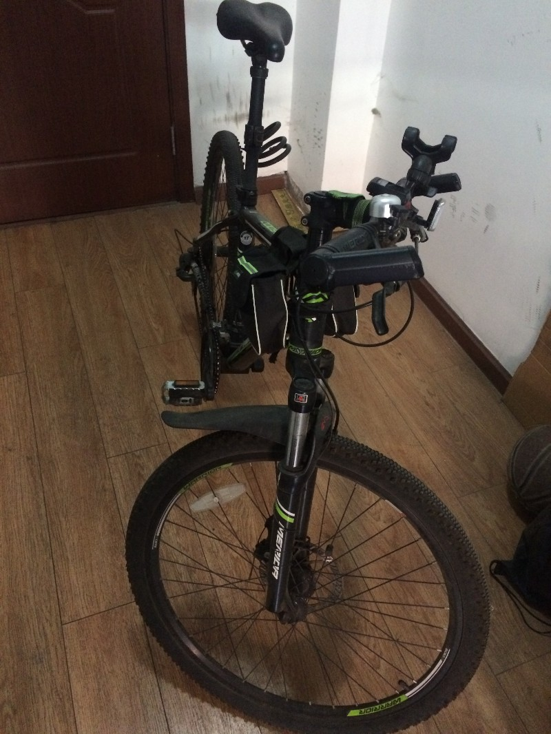 急售 美利达 勇士 500D 山地自行车