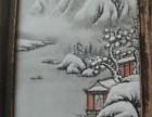 王跃祖瓷板画未来拍卖价格怎么走