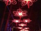 兰州唯美灯光展设备出租租赁 各种灯光造型 厂家直租