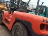 二手3吨5吨6吨7吨8吨10吨合力杭州叉车包送