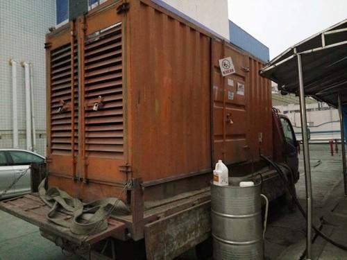 成都天府新区发电机租赁公司