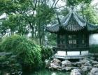 高端别墅花园风水景观设计施工、屋顶花园规划设计施工