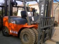 二手叉车购买 3.5吨机械挡叉车 二手合力叉车网