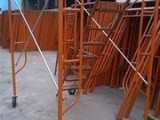 深圳布吉大芬村脚手架出租 门字架出租 钢管轮扣售卖