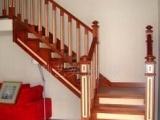 供应上海木楼梯扶手、铁艺楼梯扶手、木扶手
