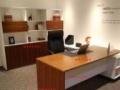 出售老板桌大班台经理桌主管办公桌屏风隔断钢架电脑桌