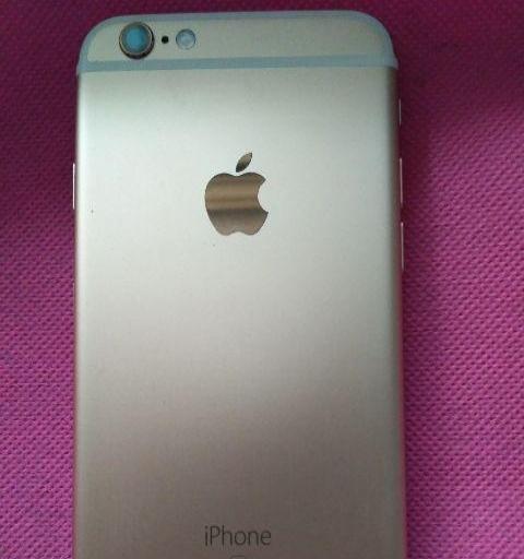 99新国行苹果6S金色转让或换机