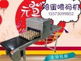 优质的整盘鸡蛋喷码机是什么样子的能喷印多少的字符