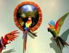 文化墙、墙体彩绘、涂鸦、3D立体画壁画、餐厅彩绘