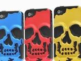 骷髅头手机保护套IPHONE保护套硅胶