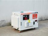 一人移動的10千瓦柴油發電機