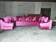 天津市卡座沙发定做 酒店沙发定做
