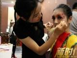 广州南沙那里有美容学校 广州海珠美容培训专业