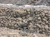 河北隆恩镀锌石笼网 格宾网 雷诺护垫