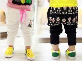 2014春装新款 韩版宝宝儿童小童男女童装猴子休闲裤哈伦裤长裤子