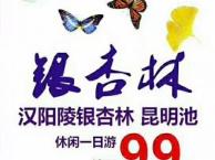 汉阳陵银杏林昆明池一日游
