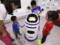 周口小胖智能机器人