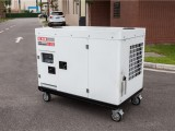 12千瓦柴油发电机尺寸
