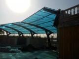 淄博高青阳光板温室,沂源县pc阳光板顶棚