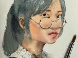 广州美术培训 学原画动漫 素描油画 UI设计 服装美术选玛雅