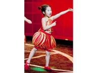 佛山少儿主持课程,佛山中国舞培训班