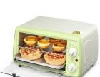 东菱烤箱家用迷你烘焙电烤箱蛋糕12L多功能小型烤箱双层