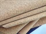 直销现货pu革压花环保人造革 真木纹软木