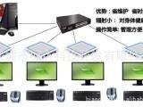 深圳云终端生产商 单机多用户系统 拖机卡 U170高清全屏云终端