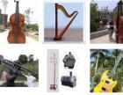 音乐雕塑价格范围_供应新乡畅销音乐雕塑