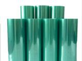 深圳厂家供应0.188单面加硬PET薄膜 塑料膜 塑料片材