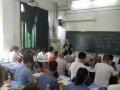 贵阳小儿推拿培训班八月五号开班上课了
