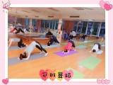 天河冠雅女子瑜伽普拉提课可以锻炼肌肉力量保护骨骼