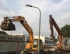 上海浦东新区外高桥挖掘机出租承接混凝土破碎土方挖掘