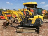 二手小型挖掘機小松玉柴20 35挖掘機